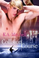 Cover image for Collision Course